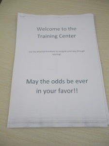 Training Days Resource (Click on the Photo to get it at TpT)