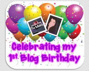 blog birthday picture