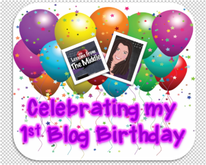 blog birthday picture